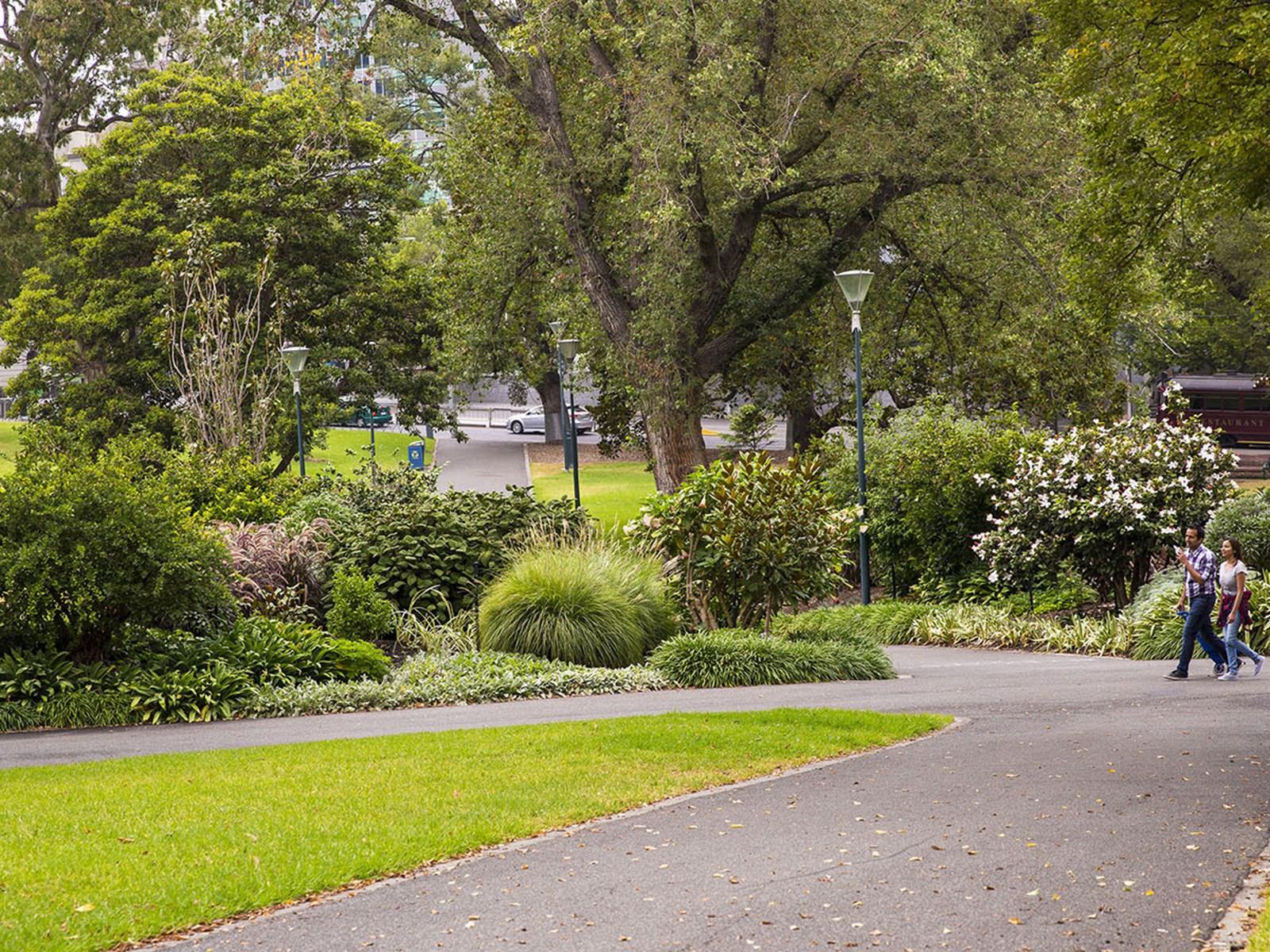 Flagstaff Gardens, Melbourne - Photo: Josie Withers