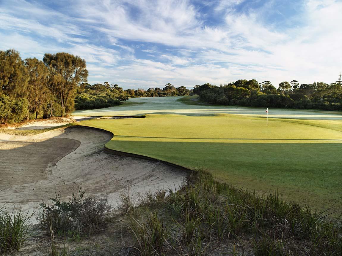 Royal Melbourne Golf Club, Melbourne, Victoria, Australia