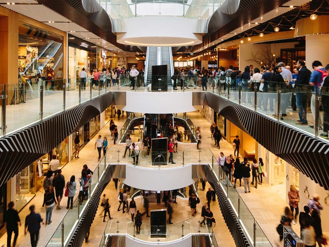 Known for the busy train station, Melbourne Central is a shopping and food mecca with a number of popular stores under the one roof. Fashion and accessory stores include Bardot, Colette, Converse, Country Road, Foot Locker, Gap, Mimco, Nike, RM Williams and Rebel Sports to name a few.