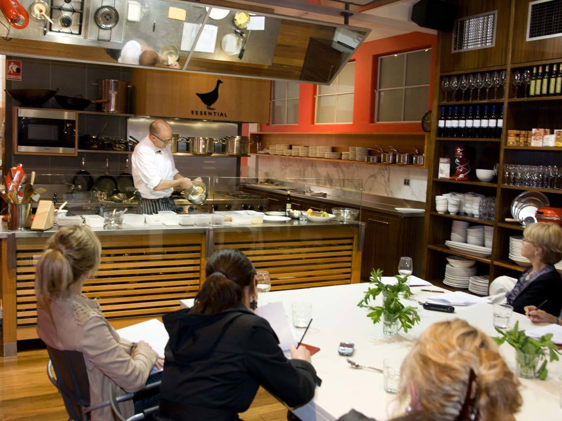 The Essential Ingredient Cooking School, South Yarra, Victoria, Australia