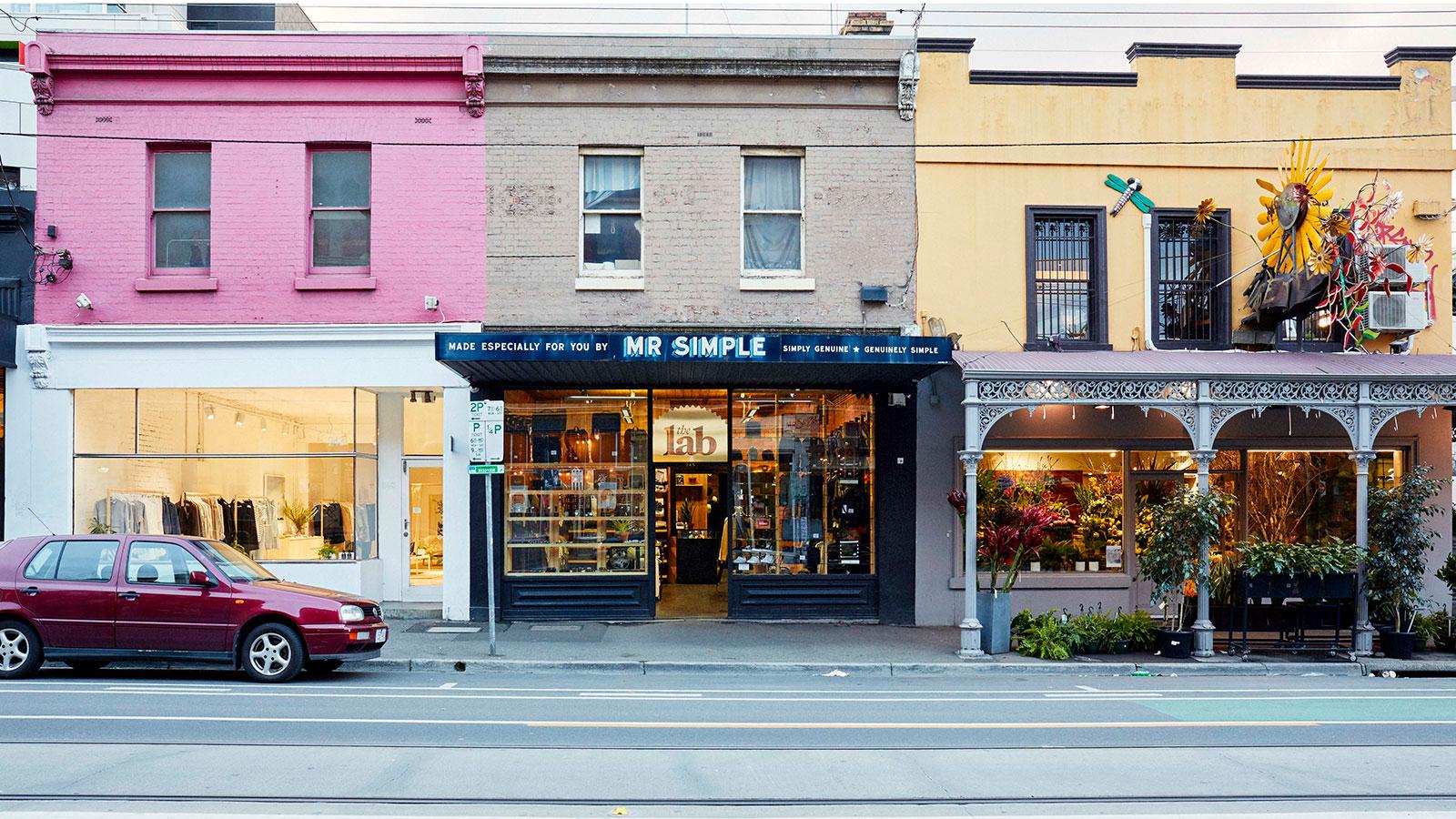 Mr Simple, Fitzroy, Melbourne, Victoria, Australia