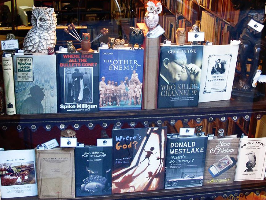 Kay Craddock fine and rare books, Melbourne
