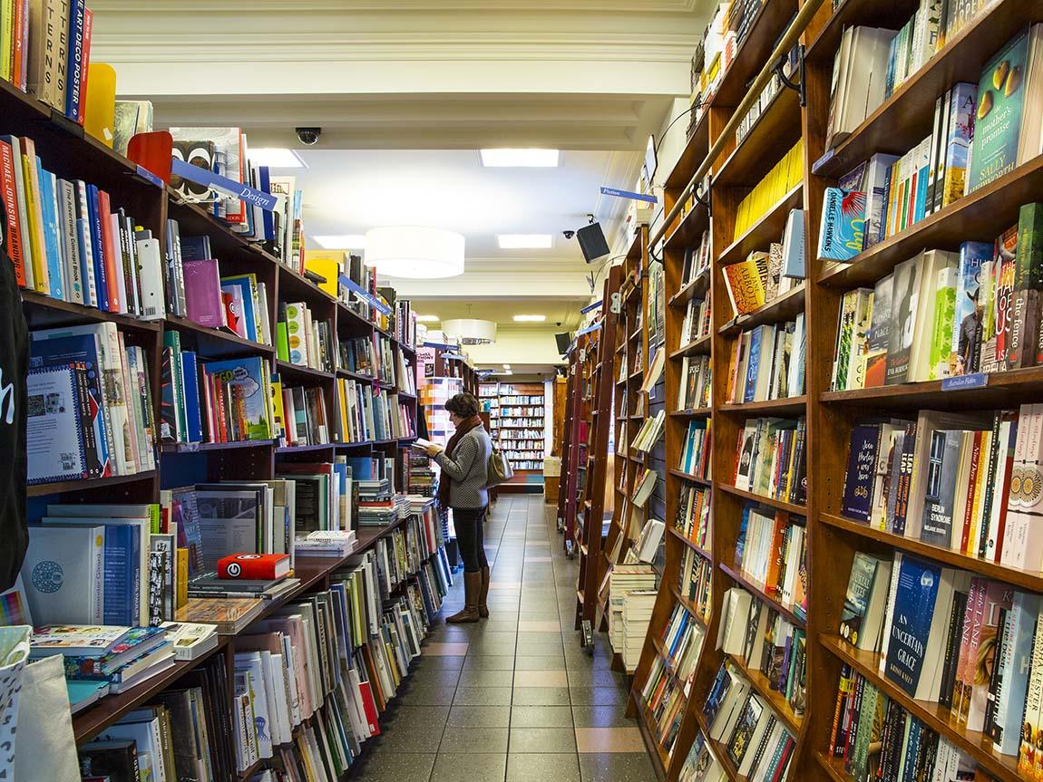 Readings Carlton, Melbourne, Victoria, Australia