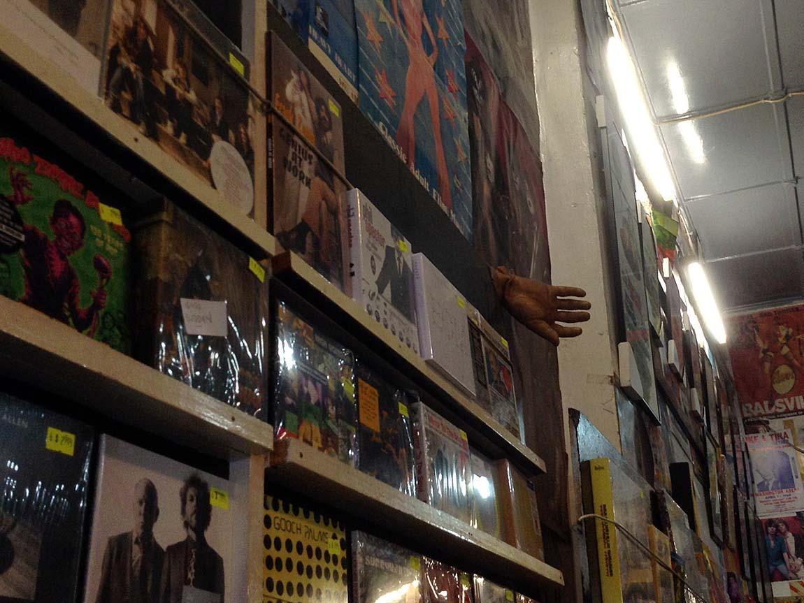 Greville Records, Prahran, Melbourne, Victoria, Australia