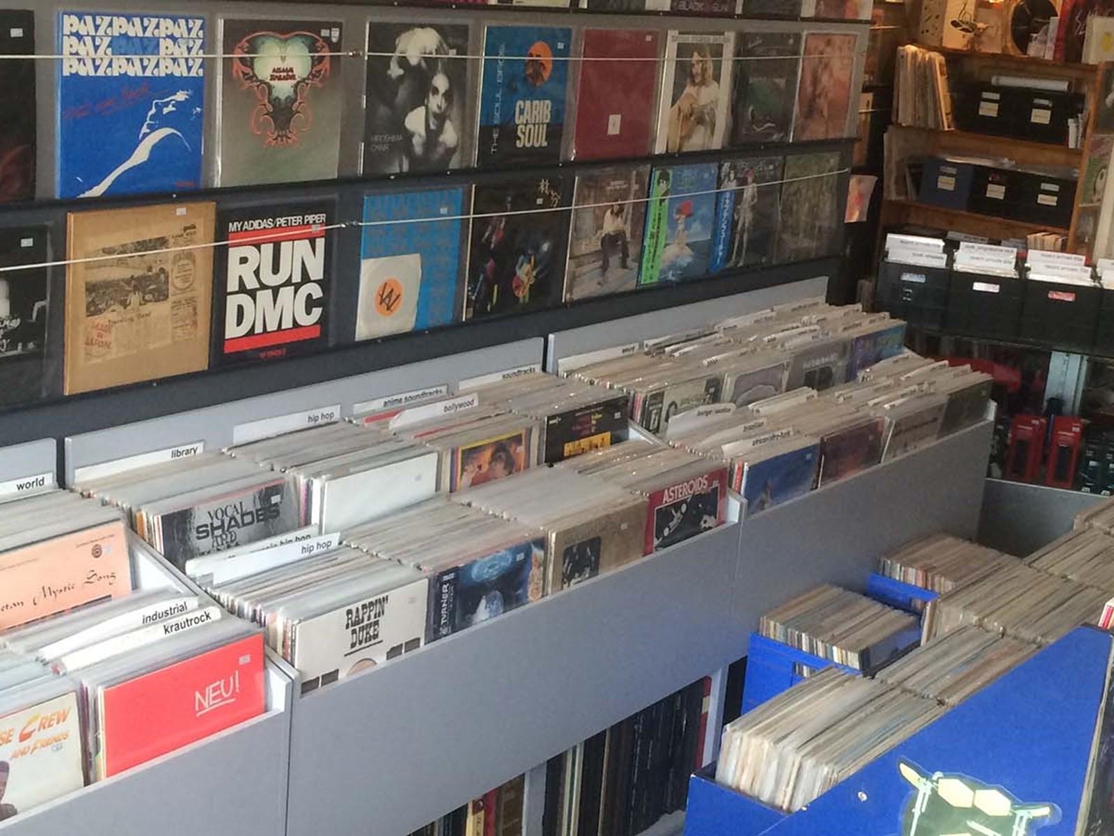 Licorice Pie Records, Prahran, Victoria, Australia