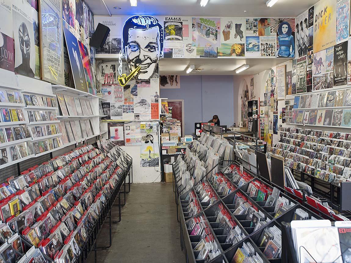 Polyester Records, Melbourne, Victoria, Australia