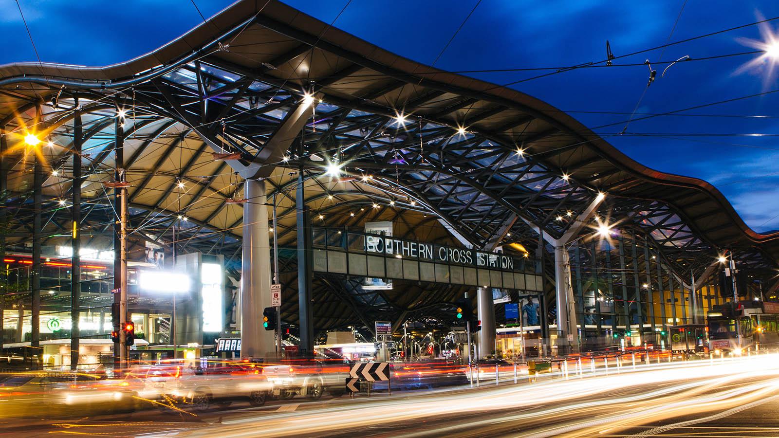 Southern Cross Station, Melbourne, Victoria, Australia