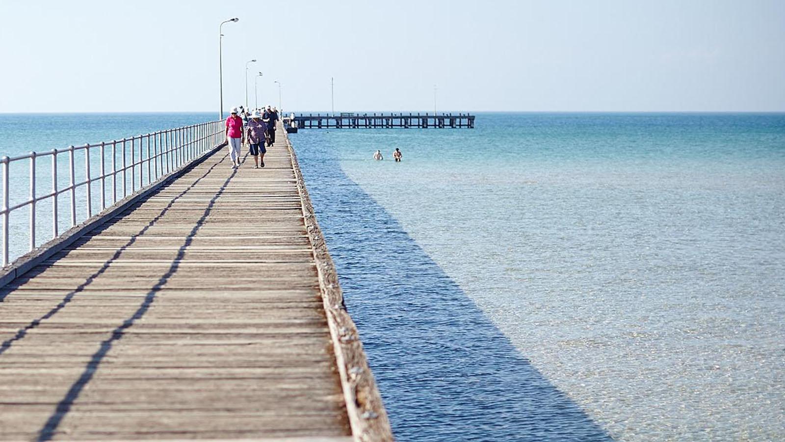 Rye Pier, Mornington Peninsula, Victoria, Australia