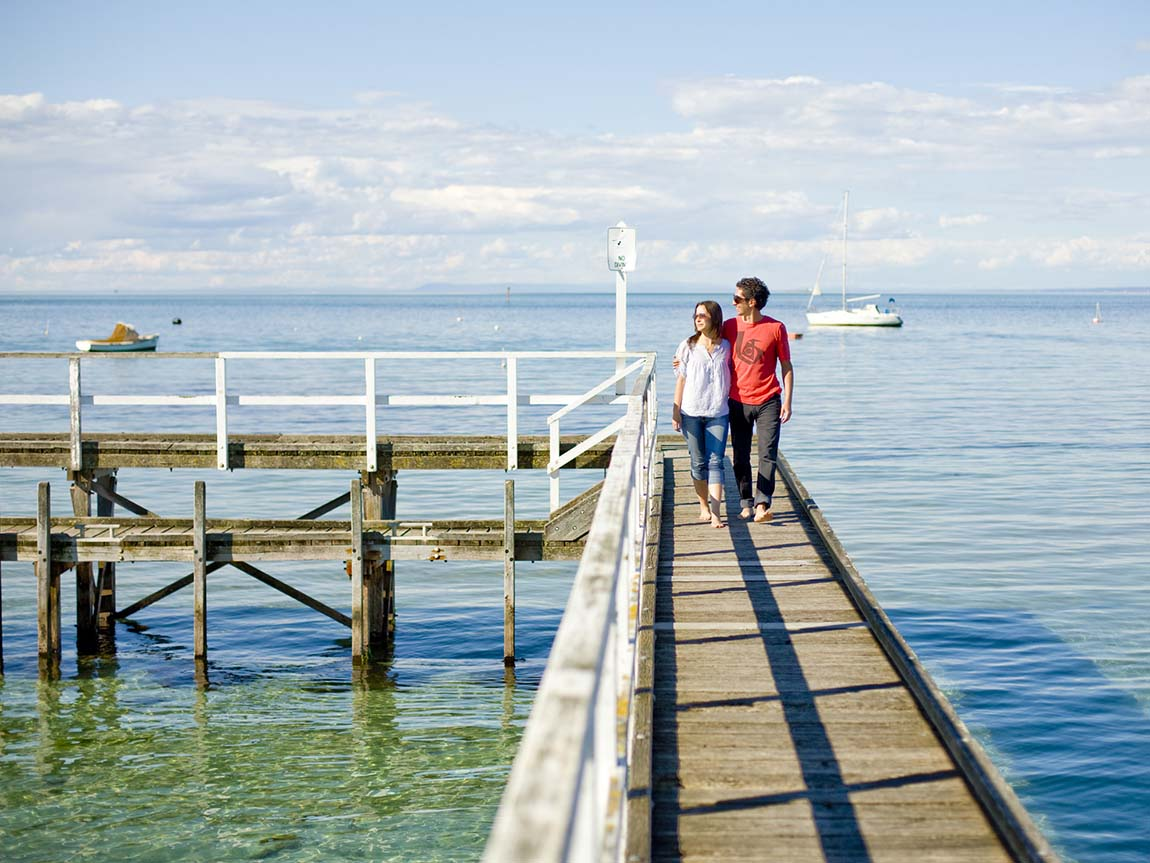 Sorrento Pier, Mornington Peninsula, Victoria, Australia