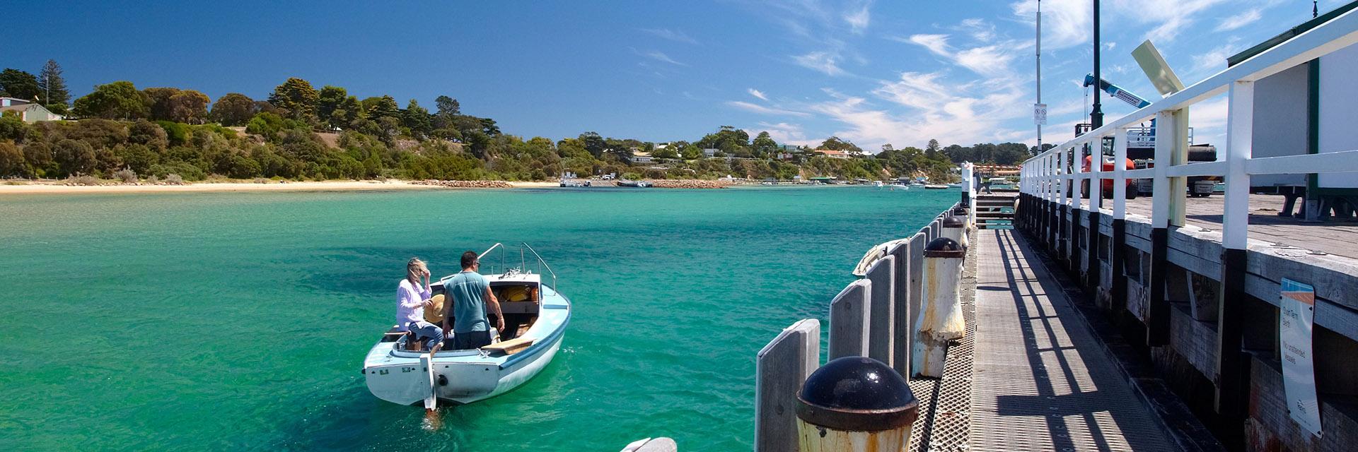 Sorrento Pier, Mornington Peninsula, Victoria, Australia