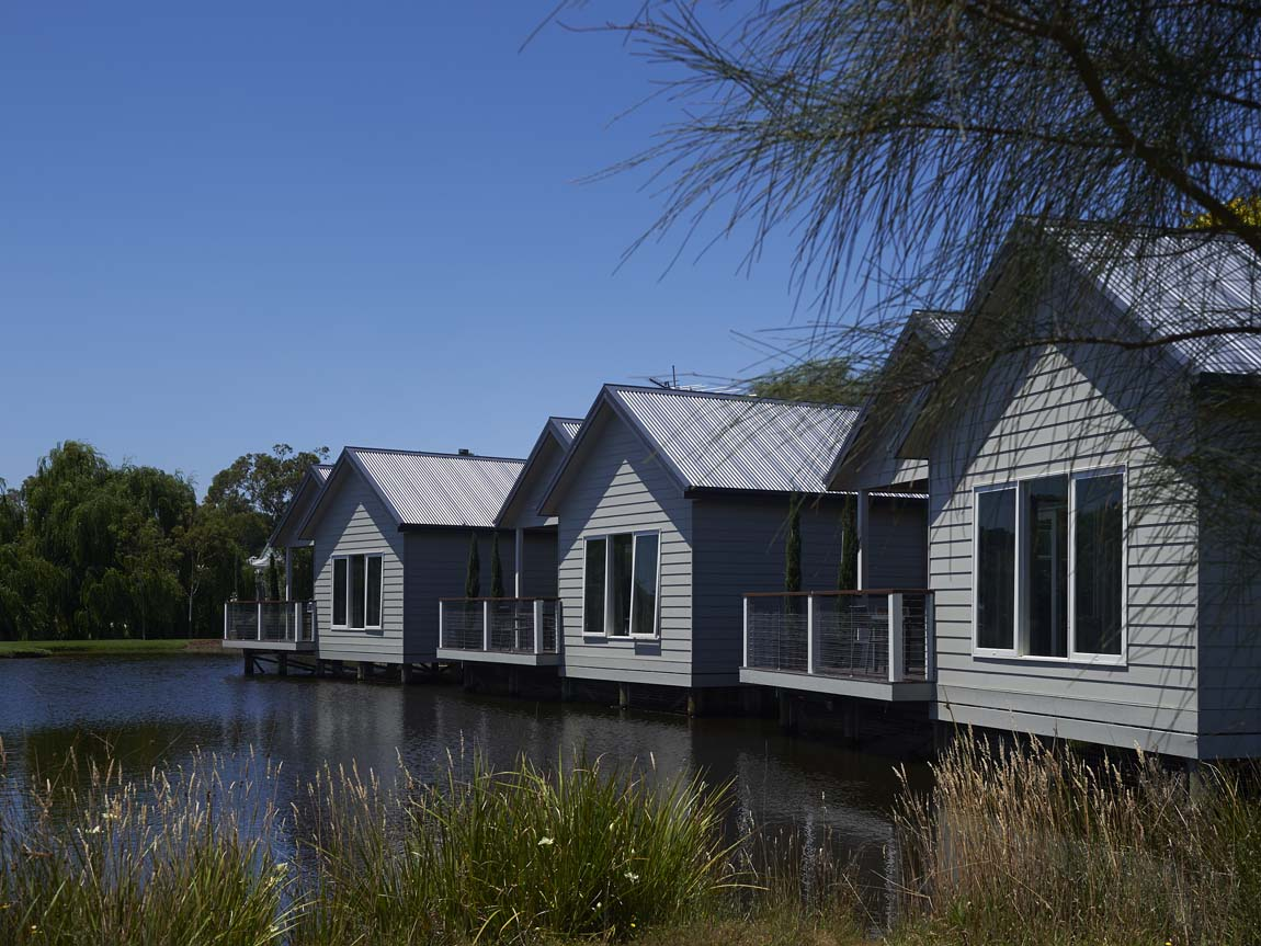 Lakeside Villas at Crittenden Estate, Mornington Peninsula, Victoria, Australia