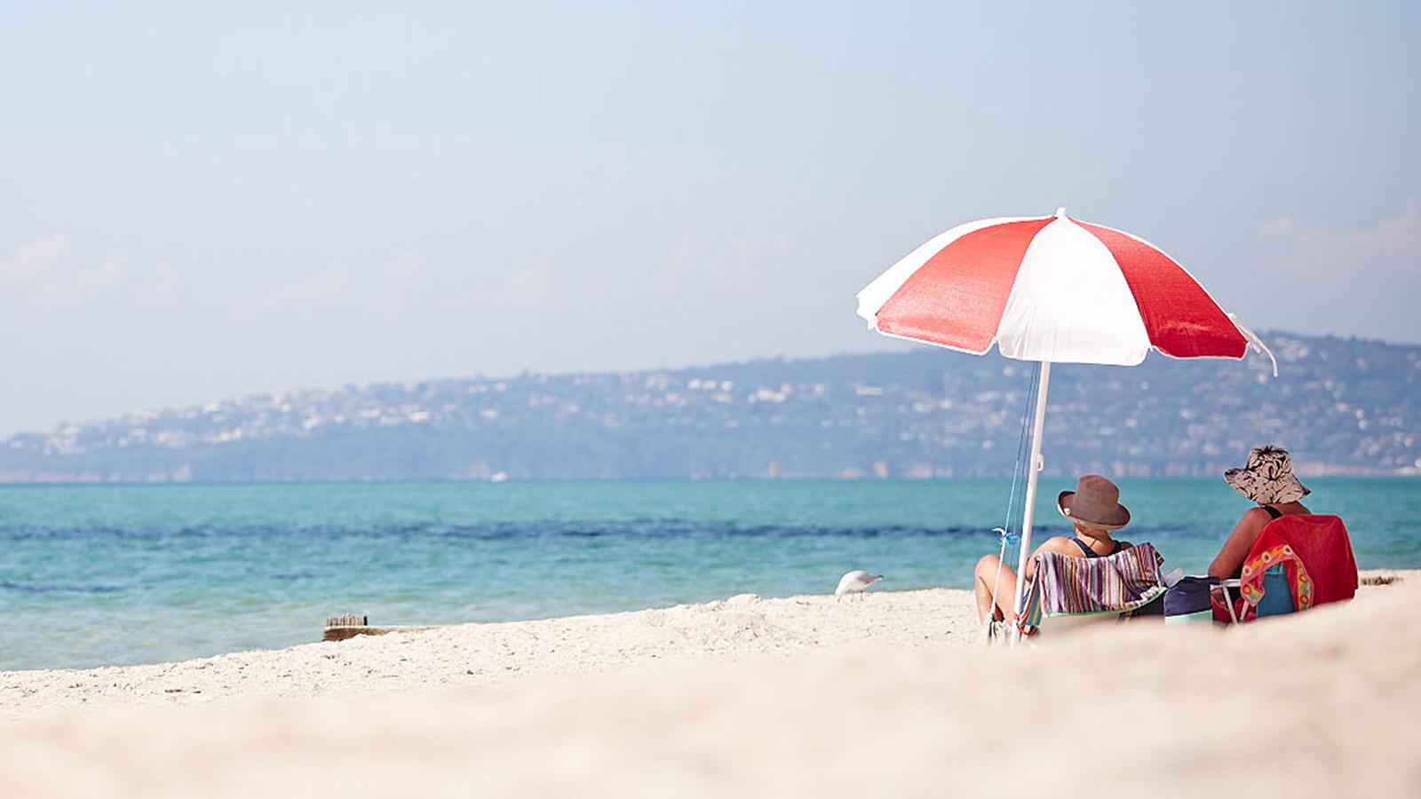 McRae Beach, Mornington Peninsula, Victoria, Australia