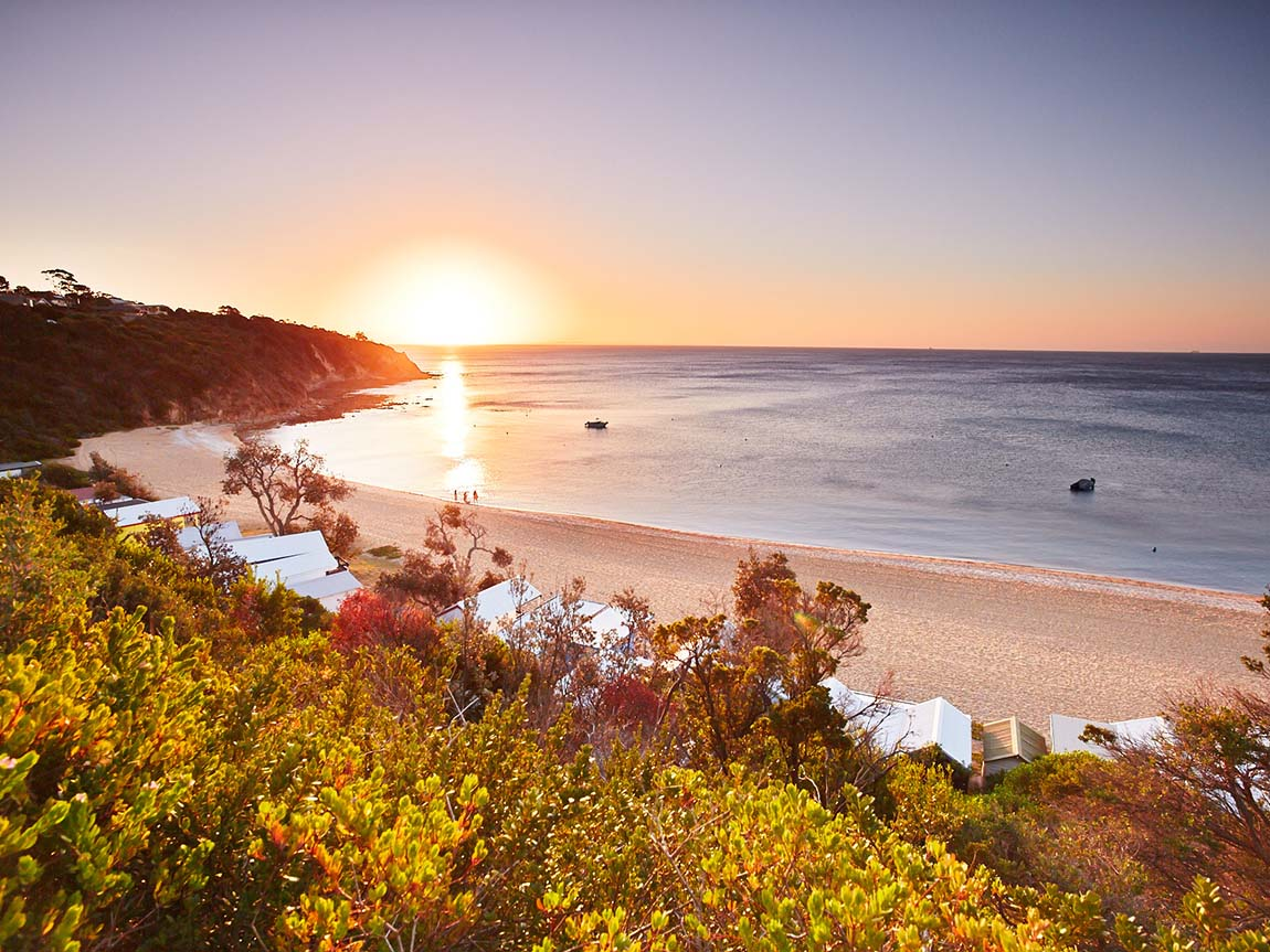 Mount Martha Beach, Mornington Peninsula, Victoria, Australia