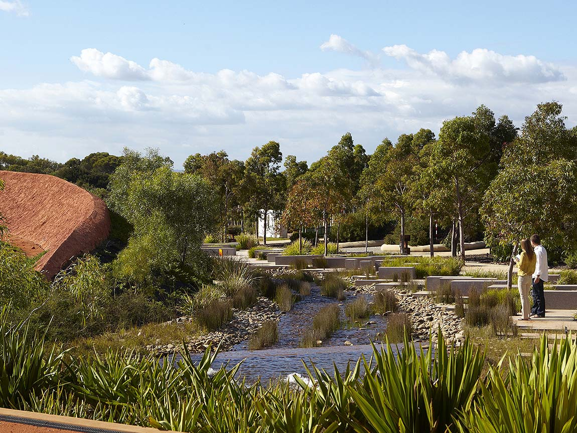 Royal Botanic Gardens Cranbourne, Mornington Peninsula, Victoria, Australia