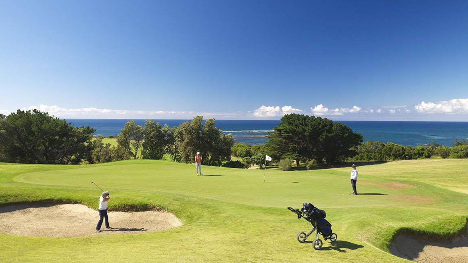 The Flinders Golf Club, Mornington Peninsula, Victoria, Australia