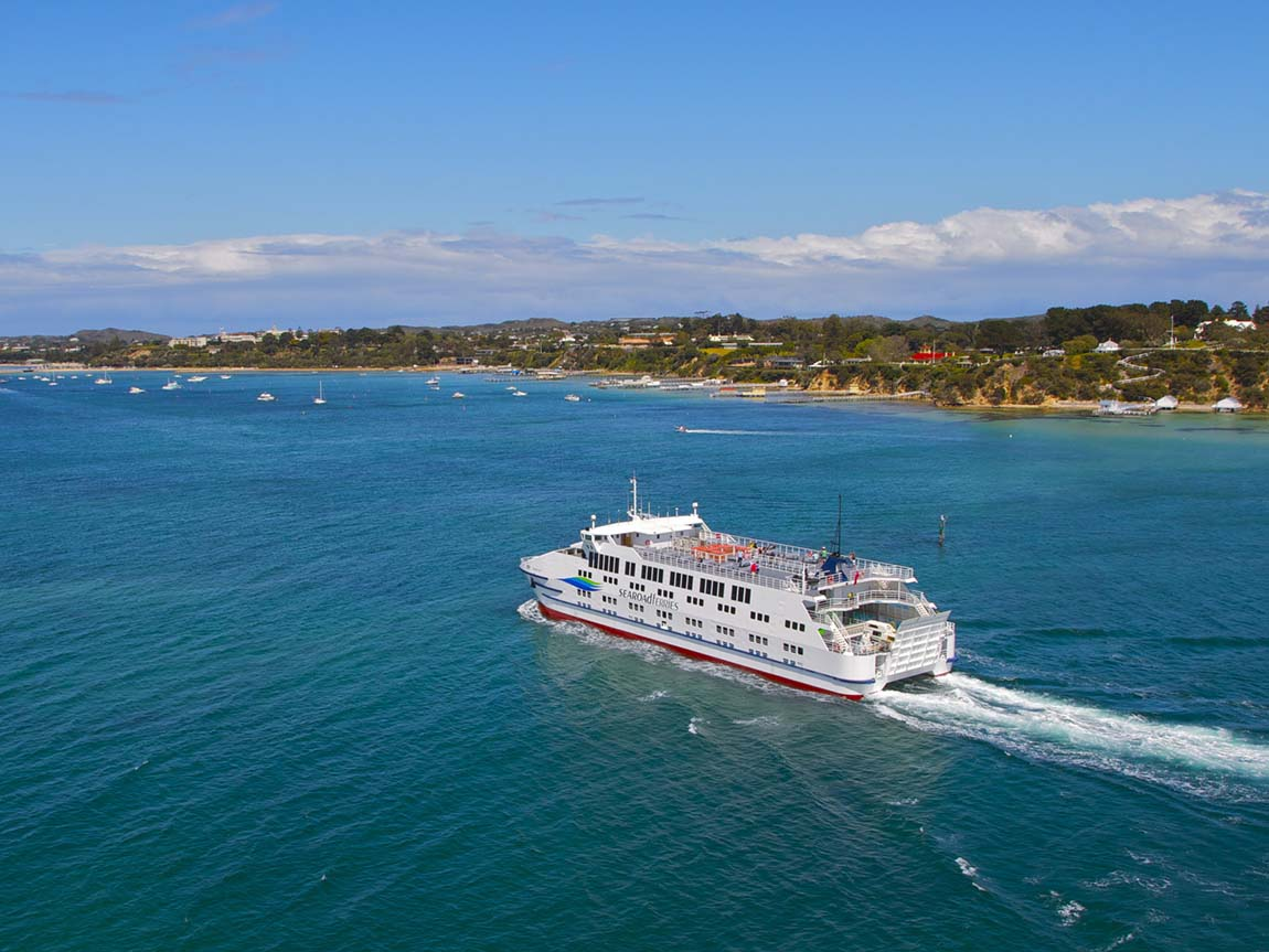 Searoad Ferries, Mornington Peninsula, Victoria, Australia