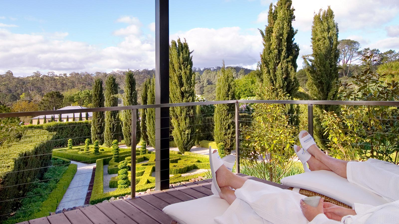 Peppers Springs Retreat and Spa, Daylesford and the Macedon Ranges, Victoria, Australia