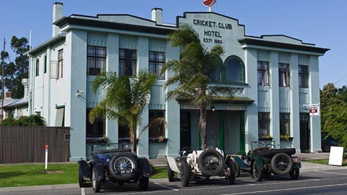 Cricket Club Hotel Cowwarr, Gippsland, Victoria, Australia