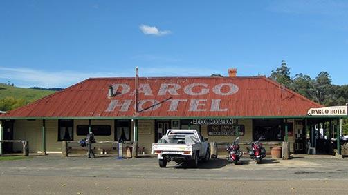 Dargo Hotel, Gippsland, Victoria, Australia