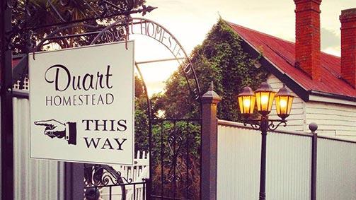 Duart Homestead, Gippsland, Victoria, Australia