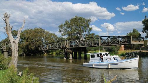 Sale Lakes and Wetlands Trail, Gippsland, Victoria, Australia