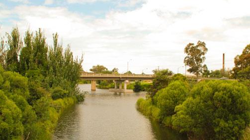 Mitchell River Loop, Gippsland, Victoria, Australia