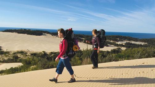 Thurra Dunes, Gippsland, Victoria, Australia