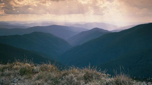 Alpine National Park, Gippsland, Victoria, Australia