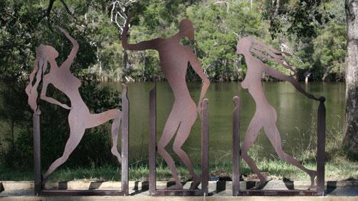 The Nowa Nowa Walk, Gippsland, Victoria, Australia