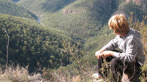 Tulloch Ard Lookout Walk, Gippsland, Victoria, Australia