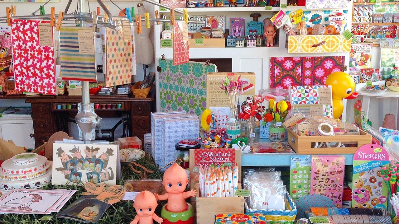 The Crafty Squirel, Goldfields, Victoria, Australia