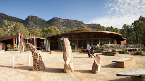 Brambuk - The National Park and Cultural Centre, Grampians, Victoria, Australia