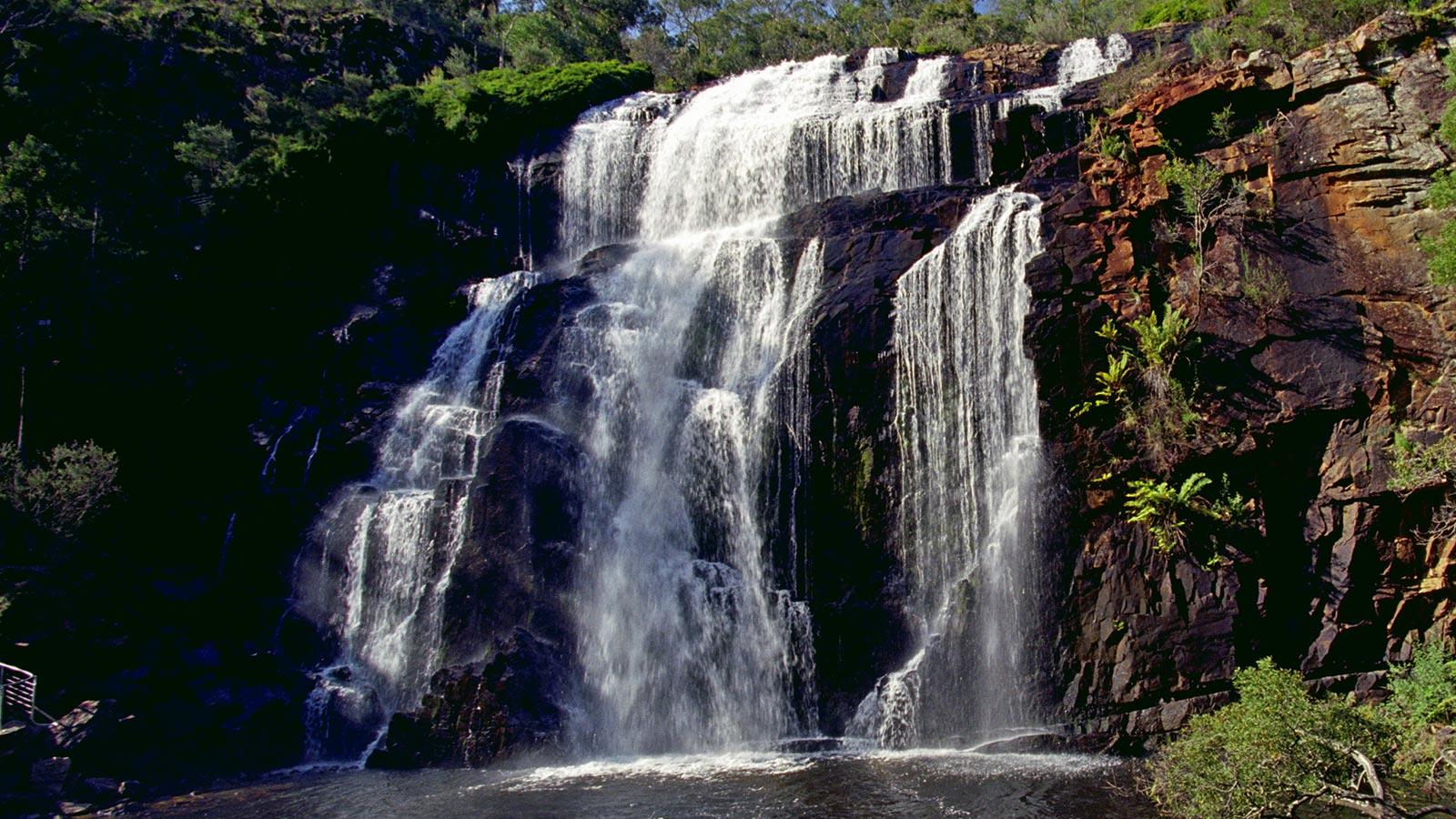 MacKenzie Falls, Grampians National Park, Grampians, Victoria, Australia