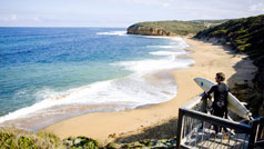Bells Beach, Great Ocean Road, Victoria, Australie