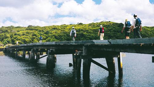 Aire Bridge, Great Ocean Walk, Victoria, Australia