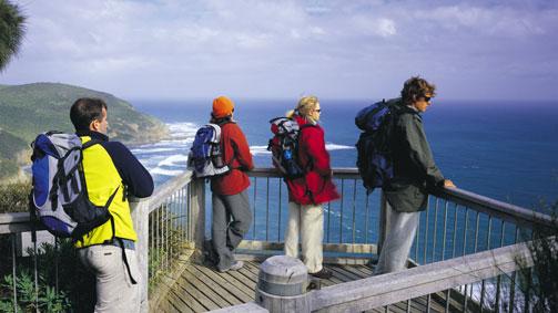 The Gables Lookout, Great Ocean Walk, Victoria, Australia