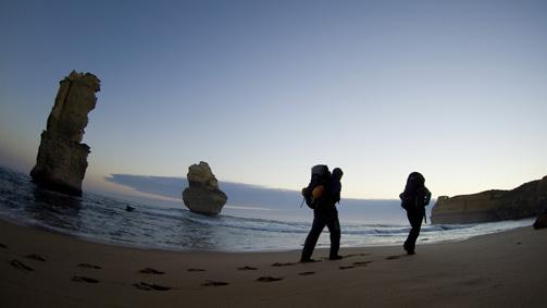 Great Ocean Walk, Great Ocean Road Victoria, Australia