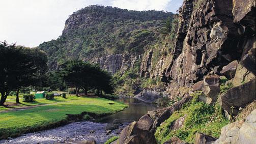 Cumberland River, Great Ocean Road, Victoria, Australia