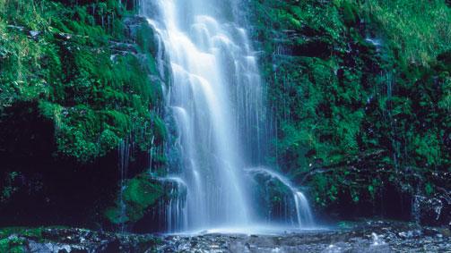 Erskine Falls, Great Ocean Road, Victoria, Australia
