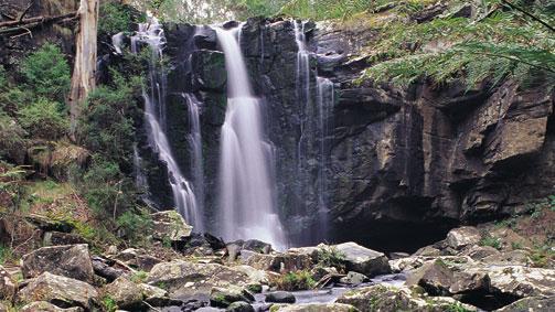 Phantom Falls, Great Ocean Road, Victoria, Australia