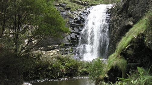 Sheoak Falls, Great Ocean Road, Victoria, Australia