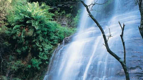 Kalimna Falls, Great Ocean Road, Victoria, Australia
