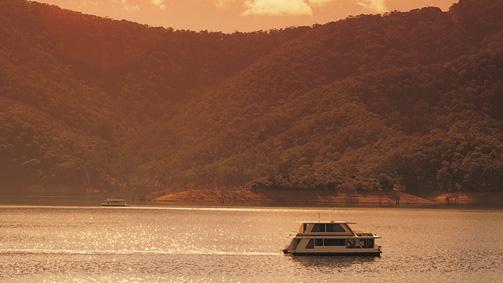 Lake Eildon Walks, High Country, Victoria, Australia