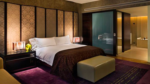 InterContinental Hotel Melbourne, The Rialto, Melbourne, Victoria, Australie