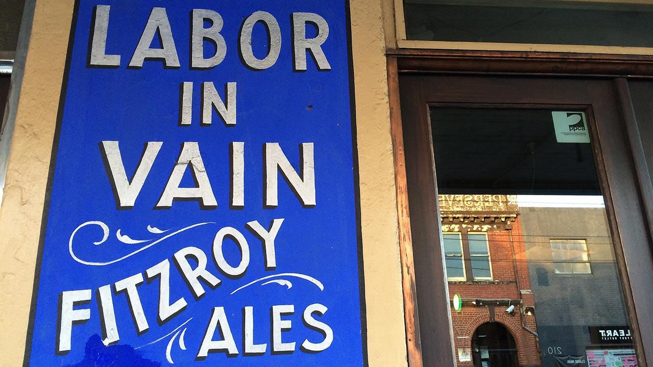 Labour in Vain, Melbourne, Victoria, Australia