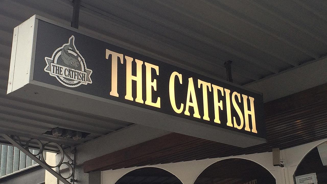 The Catfish, Melbourne, Victoria, Australia