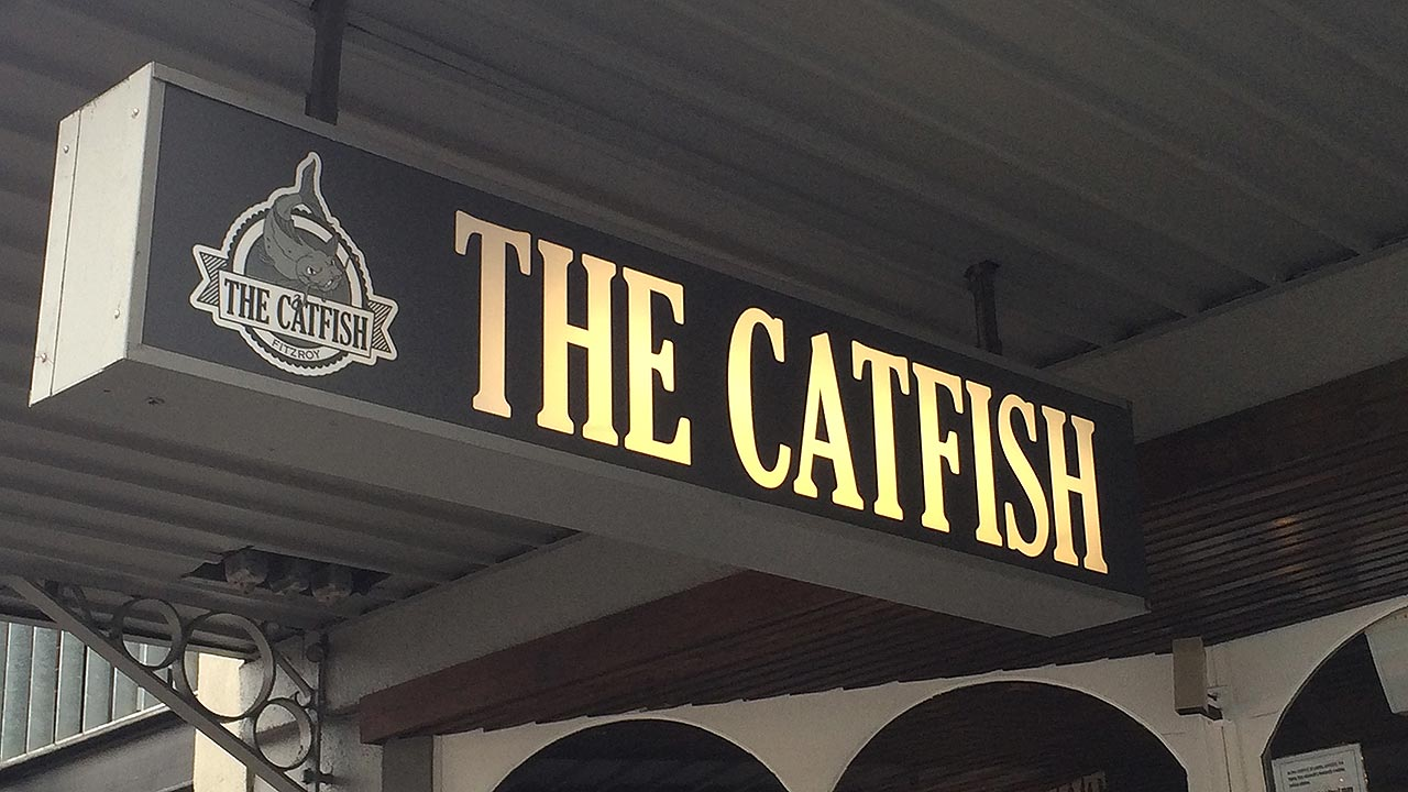 The Catfish, Melbourne, Victoria, Australia