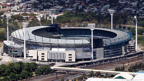 Melbourne Cricket Ground, Victoria, Australia