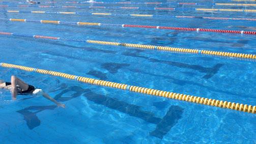 Fitzroy Pool, Melbourne, Victoria, Australia