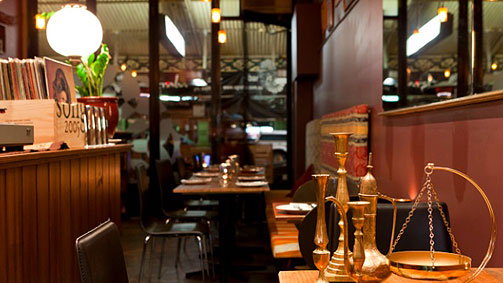 Agraba Bar and Mezze, Melbourne, Victoria, Australia